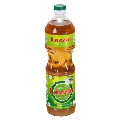 Масло хлопковое Лаззат(Lazzat) 1k