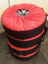 Чехлы для хранения 4х колес R13-R20