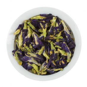 Тайский синий чай (Анчан), цветы Тройчатой Клитории