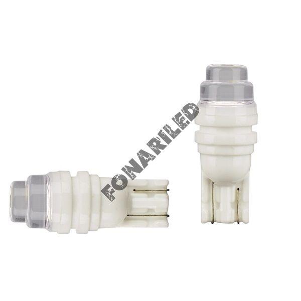 Светодиодные лампочки T10-2SMD-24V