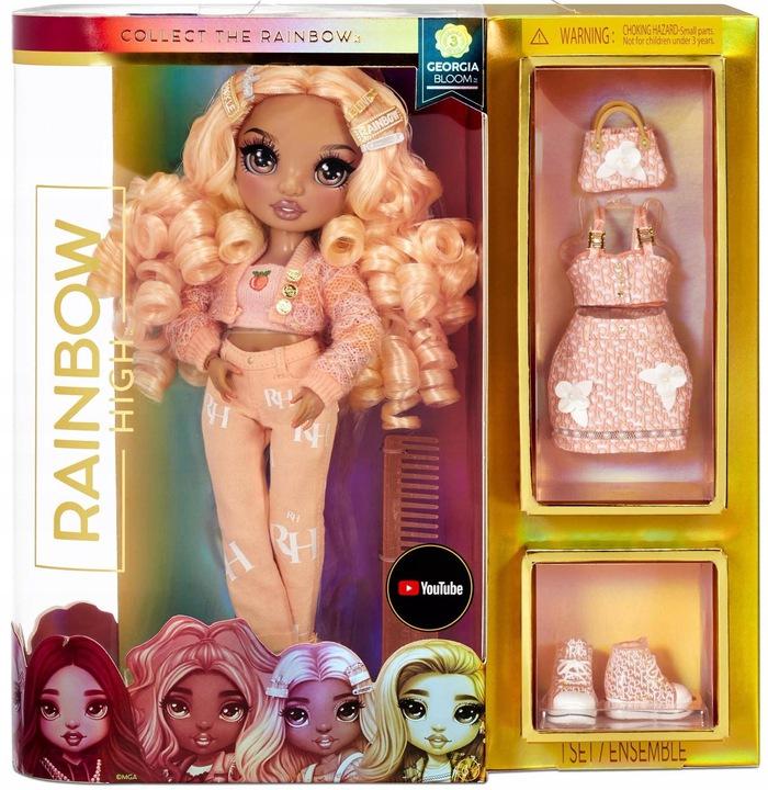 Кукла Rainbow- Джорджия Блум