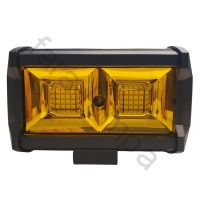 Светодиодная фара желтого ближнего света 96 ватт