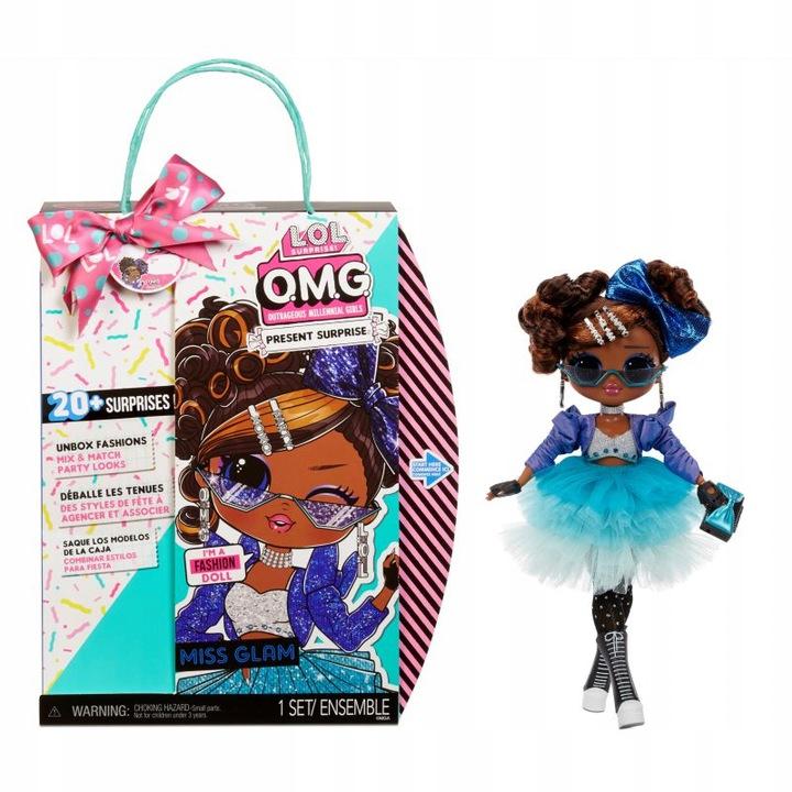 Кукла LOL OMG -мисс Глэм