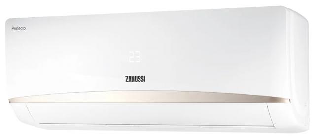 Сплит-система неинверторная Zanussi Perfecto ZACS-24 HPF/A17/N1, 62 м2, А, гарантия 5 лет