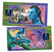 100 unobtainable — Avatar. Pandora Alpha Centauri A, ACA. UNC