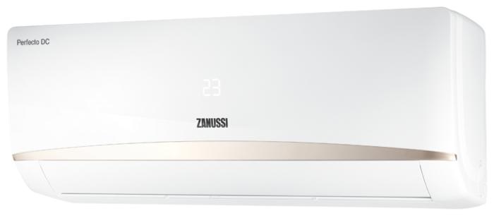 Сплит-система инверторная Zanussi Perfecto DC ZACS/I-24 HPF/A17/N1, 64 м2, А++, гарантия 5 лет