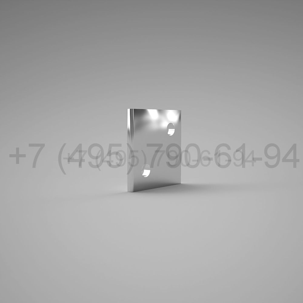 Пластина для сборки кассет  [ Ш 30х3 ]