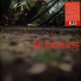 Fat Mattress – Fat Mattress 1969