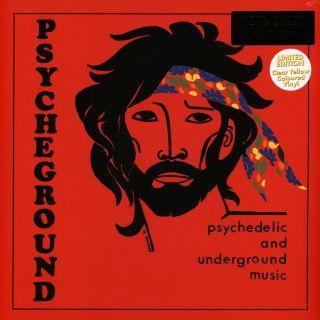 The Psycheground Group - 1971