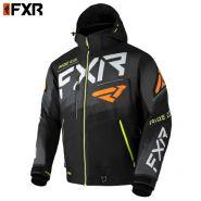 Куртка FXR Boost FX, Чёрно-оранжевая (модель 2022 года)