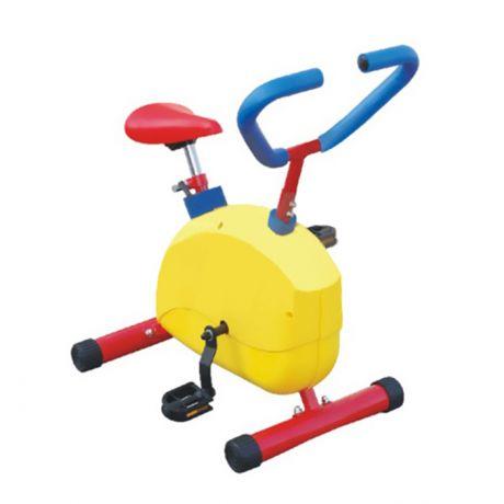 Тренажёр MooveFun SH-002W детский механический Велотренажер