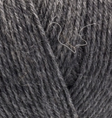 Superwash 182 темно-серый меланж