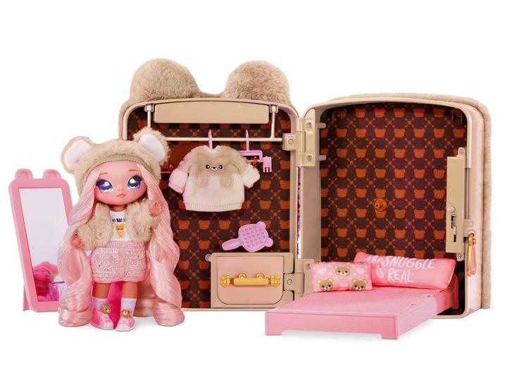 Рюкзак с куклой Na Na Na