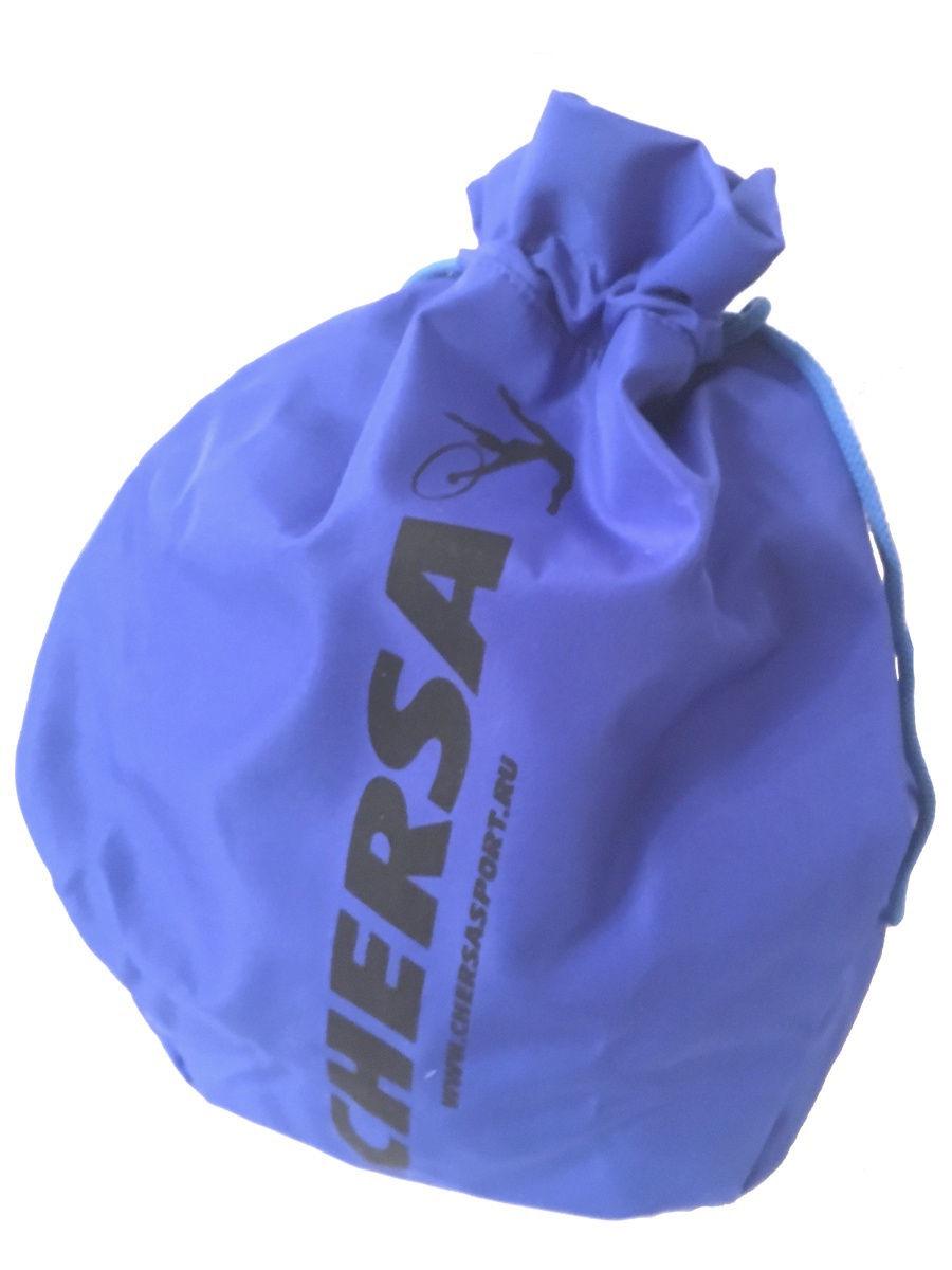 Чехол для гимнастического мяча синий