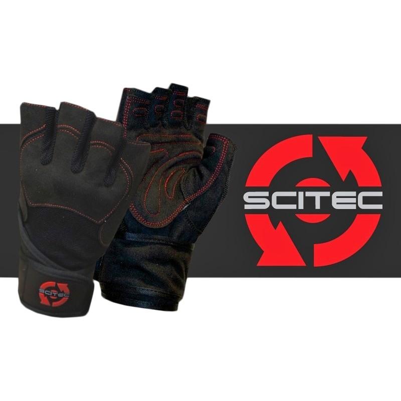 Перчатки Scitec Nutrition Glove Scitec - Red Style (XL)
