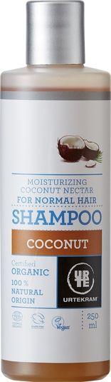 Органический шампунь кокос (для всех типов волос) Urtekram, 250мл