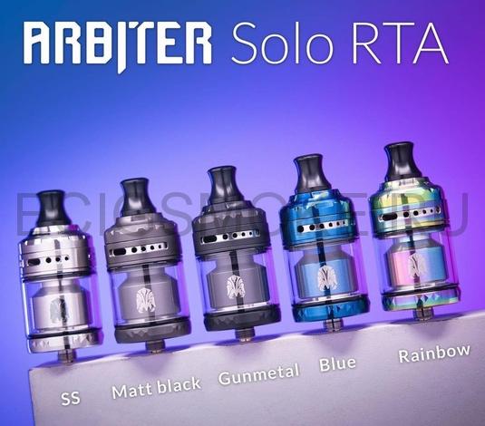 OXVA  Arbiter Solo RTA бак оригинал