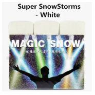 Супер тонкий Снежный шторм - Super Snowstorm (белый)