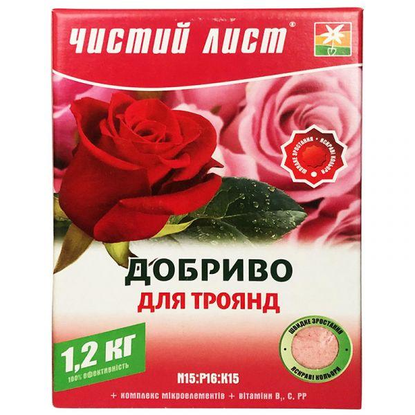 """""""Чистый Лист"""" для роз (1,2 кг) от Kvitofor, Украина"""