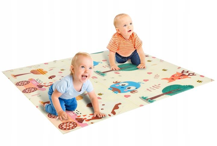 Детский коврик,мягкий 180x150