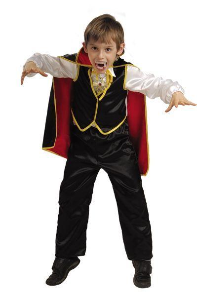 Костюм вампира детский
