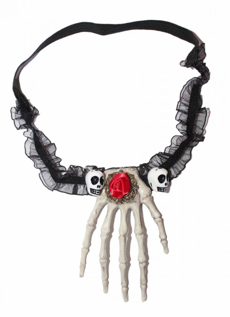 Ожерелье День Мертвых