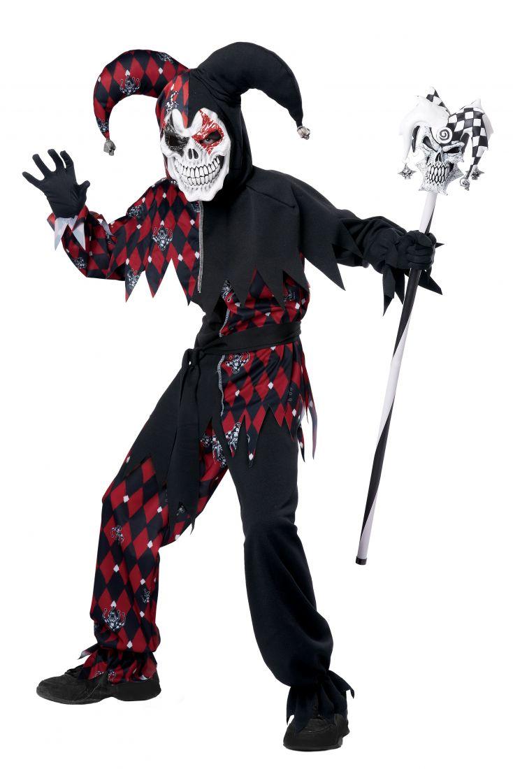 Детский костюм Злобного Джокера
