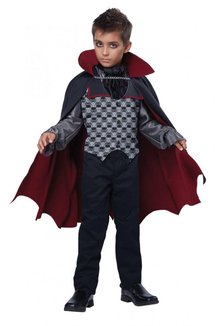 Детский костюм графа вампиров