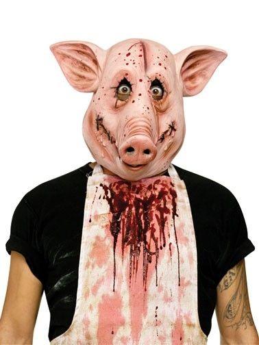 Маска бешеной свиньи