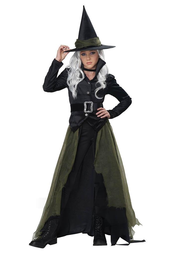 Детский костюм Мрачной Ведьмы