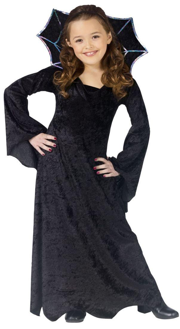 Детский костюм Ведьмы Паутинки