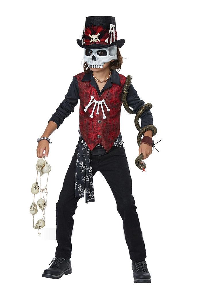 Детский костюм Колдуна Вуду