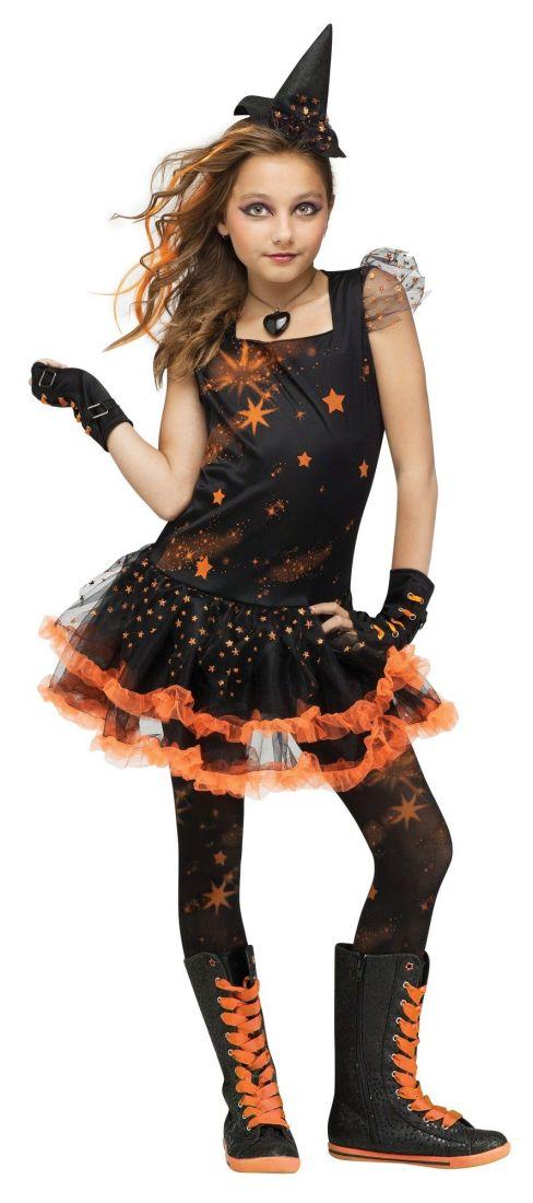 Детский костюм Звездной ведьмы