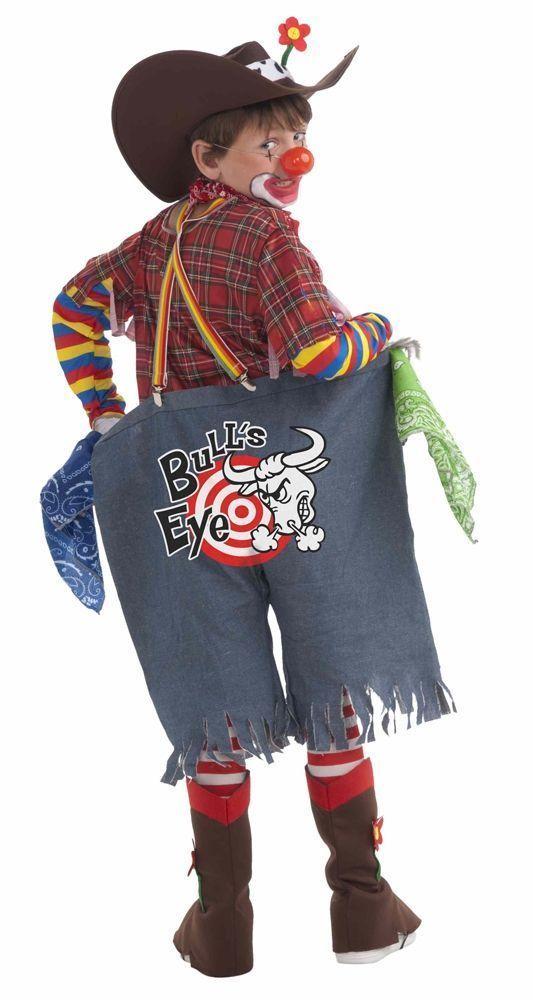 Детский костюм родео-клоуна