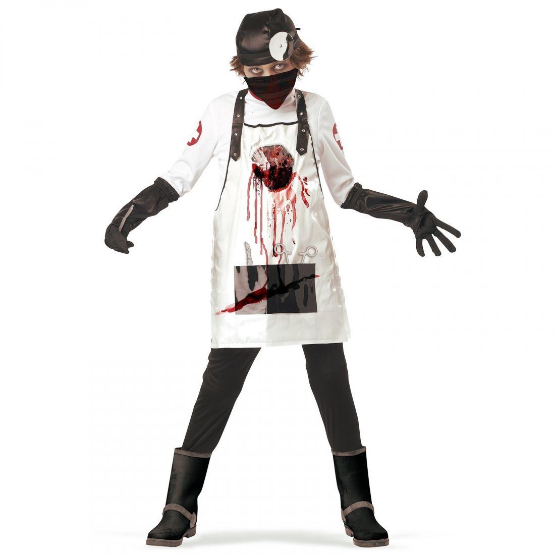 Детский костюм сумасшедшего хирурга