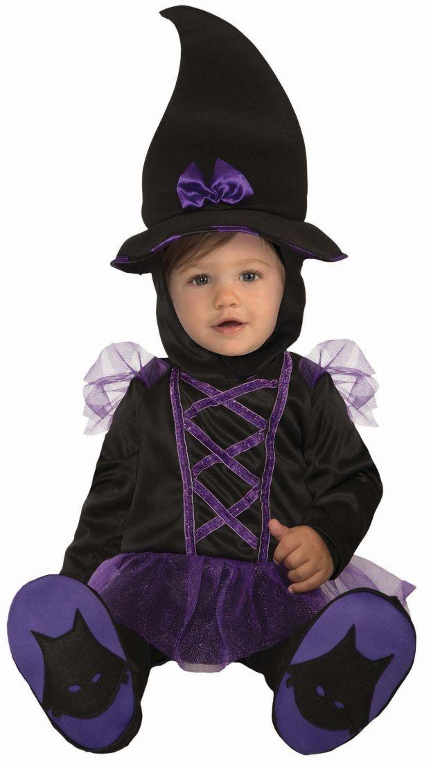 Костюм ведьмочки для малыша