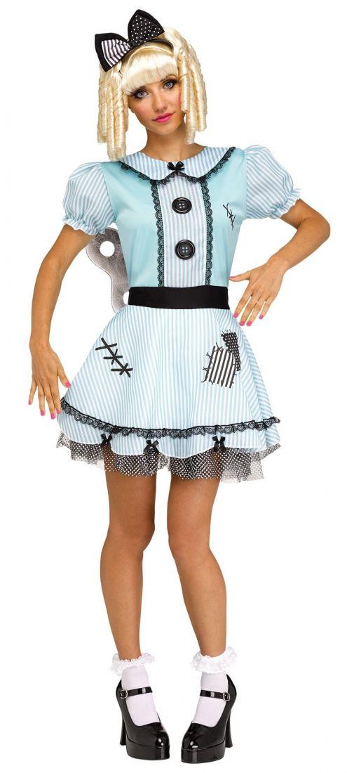 Костюм Заводной куклы