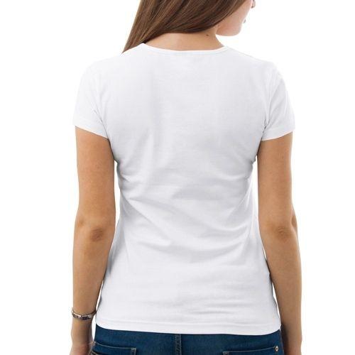 Женская футболка Bad girl