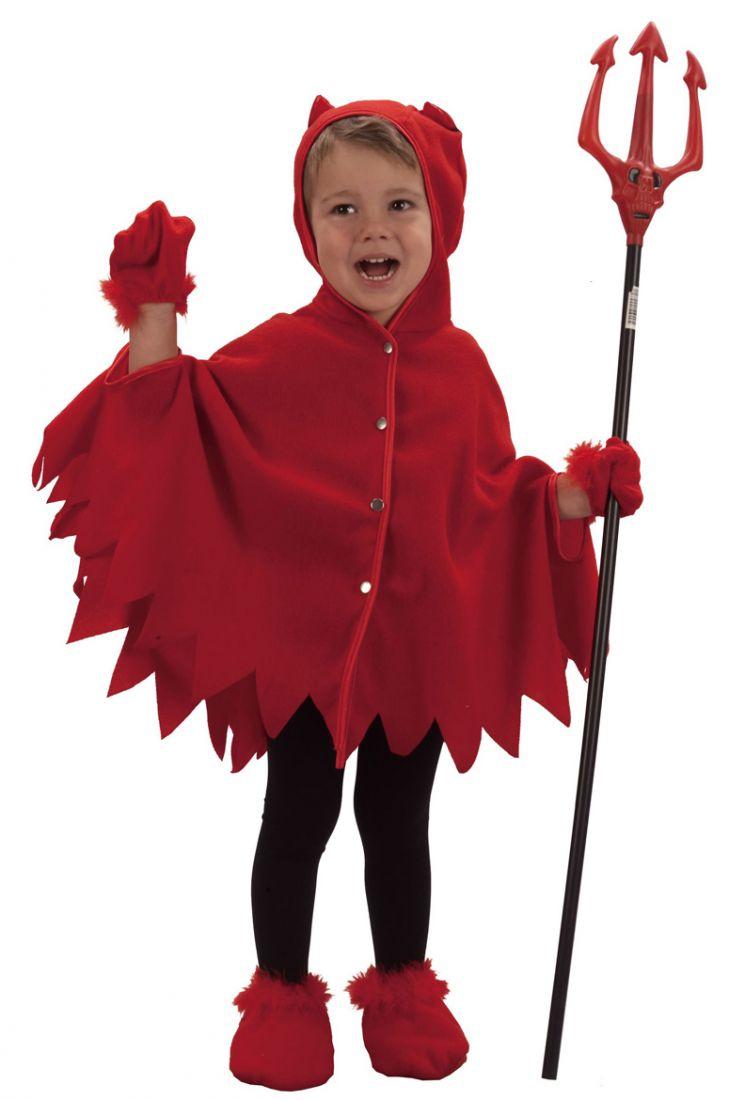 Детский костюм Шаловливого чертенка