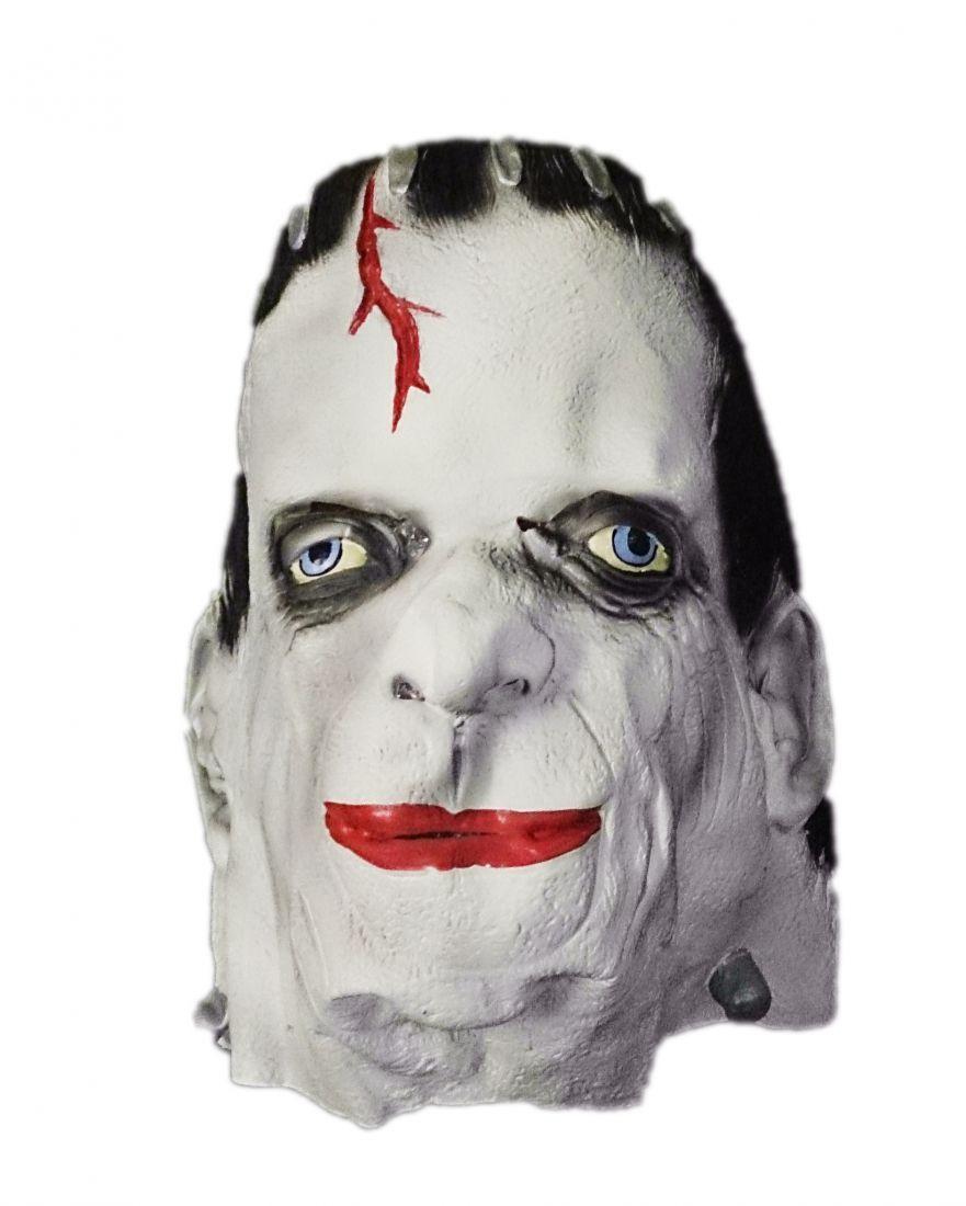 Латексная маска Франкенштейна