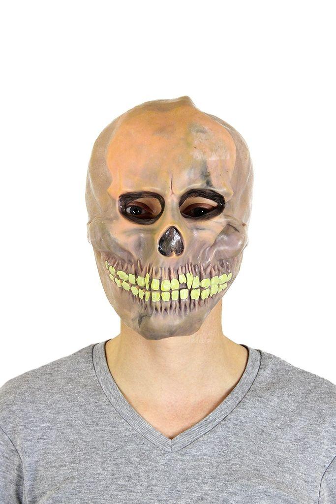 Латексная маска Страшного черепа