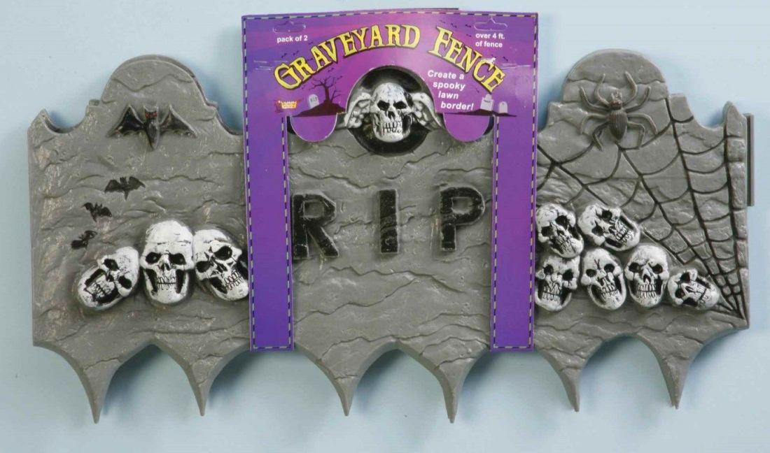 Надгробие с черепками
