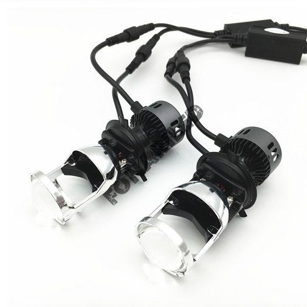 Светодиодные лампы H4 серия A8