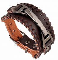 Кожаный браслет FUNIQUE