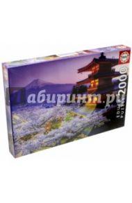 """Пазл-2000 """"Гора Фудзи, Япония"""" (16775)"""