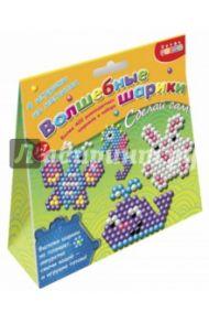 """Игрушки на магнитах. Волшебные шарики """"Бабочка, заяц"""" (3088)"""