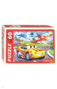 "Puzzle-60 ""Тачка и самолеты"" (ПУ60-0628)"
