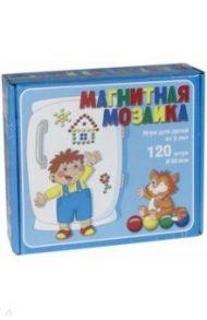 Магнитная мозаика (120 деталей) (00943)