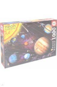 """Пазл-1000 """"Солнечная система"""" (неон) (14461)"""