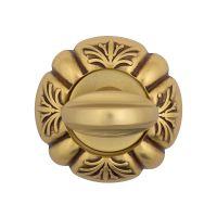 Накладка-фиксатор Venezia WC-2 D5. французское золото